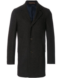Eleventy Herringbone Coat