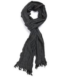 John Varvatos Star Usa Herringbone Wool Scarf
