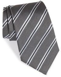 Armani Collezioni Stripe Silk Tie