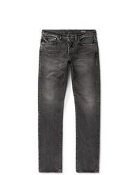 The Workers Club Slim Fit Denim Jeans