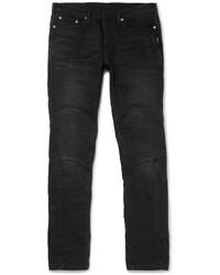 Stretch denim biker jeans medium 1160953