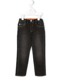 Armani Junior Tapered Leg Jeans
