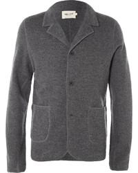 Nn07 wallace slim fit boiled wool blazer medium 117796
