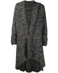 In Aisce Hooded Cardi Coat