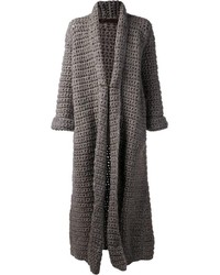 Konceptkramer Long Knit Coat