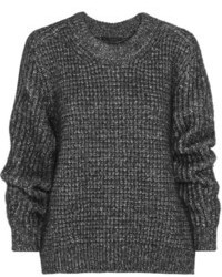 Belstaff Rorrington Oversized Cotton Blend Sweater