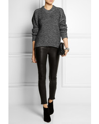 Belstaff Rorrington Oversized Cotton Blend Sweater