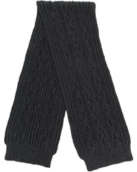 Pringle Of Scotland Aran Cable Knitted Scarf