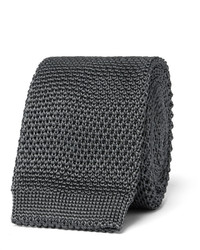 Burberry London 5cm Knitted Silk Tie