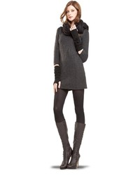 Max Studio 34 Sleeve Sweater Dress