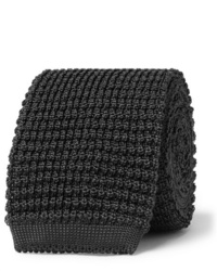 Canali 65cm Knitted Silk Tie