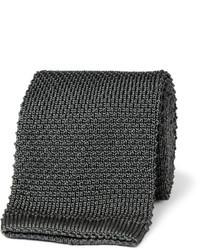 Brioni Knitted Silk Tie