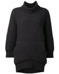 Chunky knit sweater medium 129730