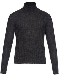 Gucci Roll Neck Wool Knit Sweater