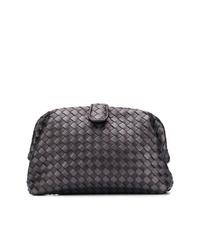 Bottega Veneta Woven Texture Clutch Bag
