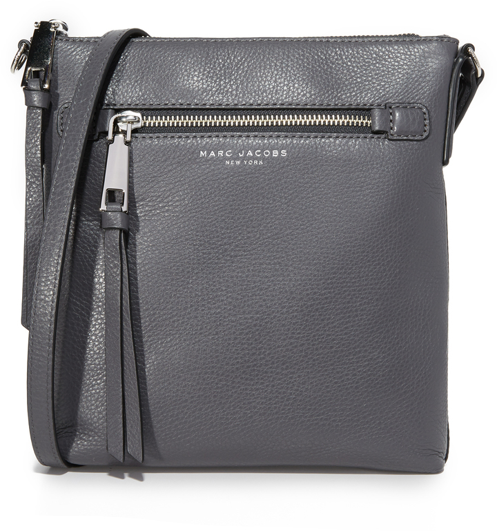 1ee3fd3c4 ... Leather Crossbody Bags Marc Jacobs Recruit North South Cross Body Bag  ...