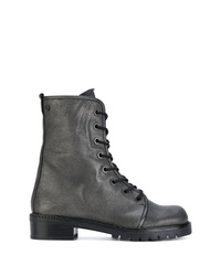 Stuart Weitzman Metermaid Lace Up Boots