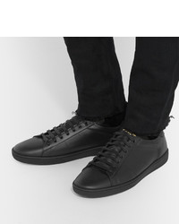 SL/01 leather sneakers Saint Laurent XBBH3f6G