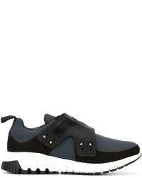 Neil Barrett Laceless Sneakers
