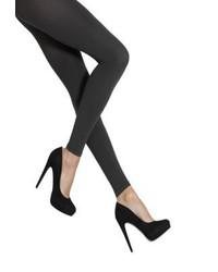 Falke Warm Deluxe Leggings Anthracite New
