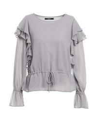Bt lemmie blouse smoke medium 4243012