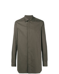 Rick Owens Sisyphus Officer Shirt