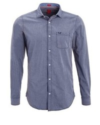 Slim fit shirt tech grey medium 3779348