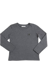 Charcoal Long Sleeve T-Shirt