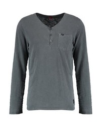 s.Oliver Long Sleeved Top Elephant Grey
