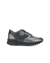 Armani Jeans Lace Up Sneakers