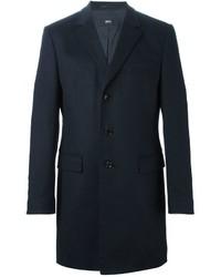 Hugo Boss Boss Single Breasted Coat