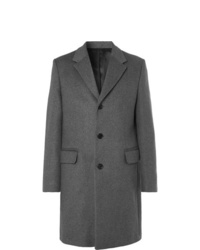 Acne Studios Gavin Mlange Wool Blend Overcoat
