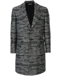 Christian Dada Jacquard Tailored Jacket