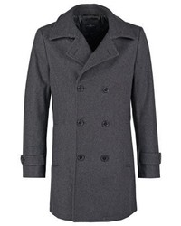 Pier One Short Coat Dark Grey