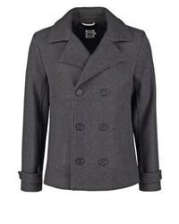 Short coat dark grey medium 3833504