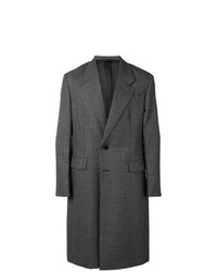 Prada Single Breasted Wool Coat