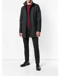 Herno Single Breated Coat