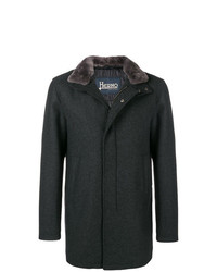 Herno Single Breated Coat