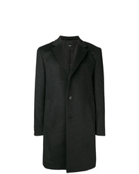 BOSS HUGO BOSS Straight Fit Coat