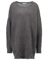 Jumper dark grey melange medium 3941131