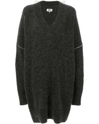 Oversized v neck jumper medium 4978965