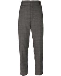 Etoile Isabel Marant Isabel Marant Toile Cropped Tailored Trousers
