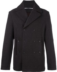 Double breasted peacoat medium 807504