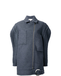 Stella McCartney Oversize Knit Sleeve Coat