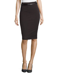 Charcoal pencil skirt original 2144319