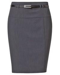 Pencil skirt dark grey medium 3935015