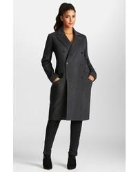Mynt 1792 double breasted plaid coat medium 230479