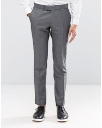 Ben Sherman Camden Super Skinny Charcoal Tonic Suit Pants