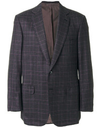 Plaid blazer medium 4394430