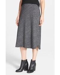 Eileen Fisher A Line Midi Skirt